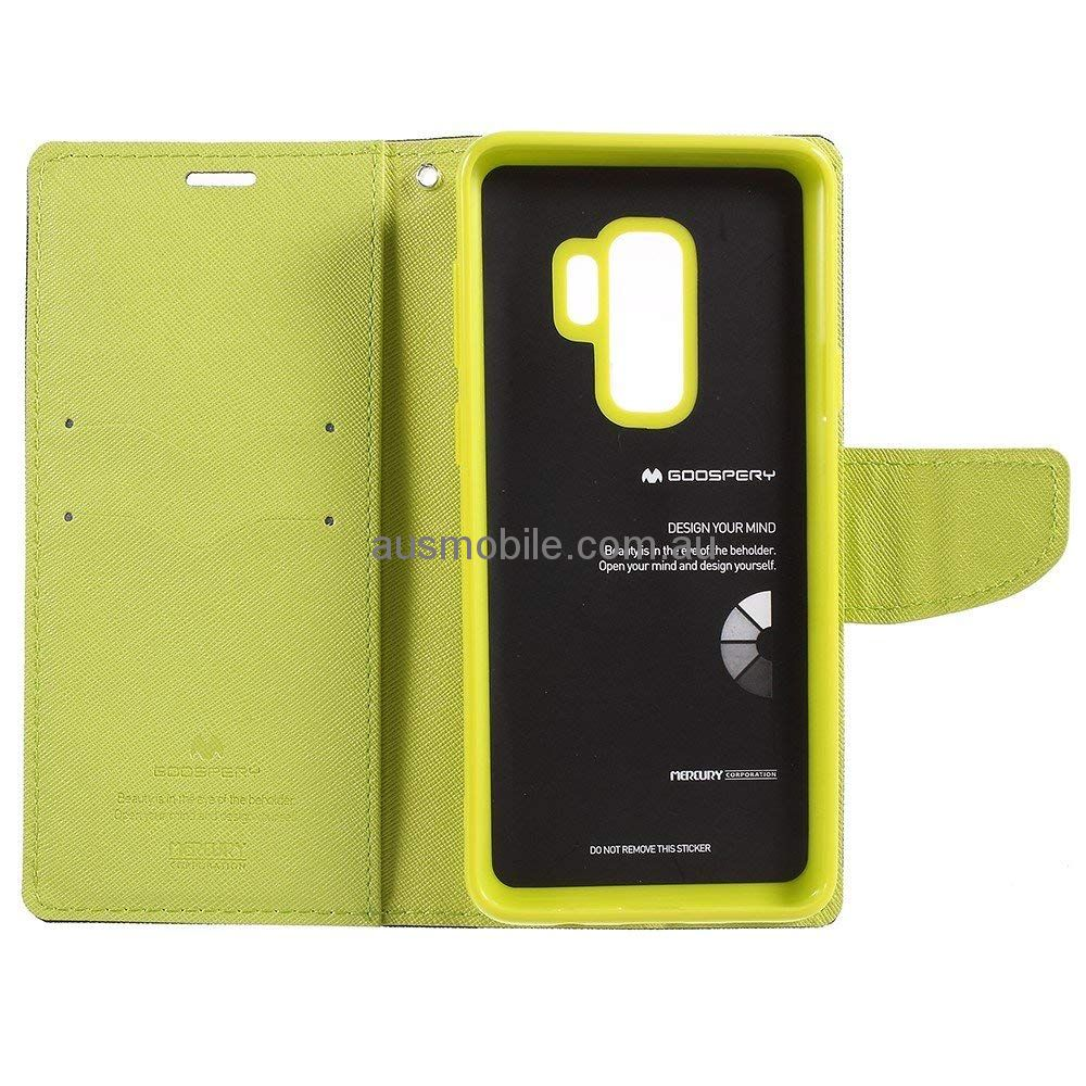 Samsung Galaxy S S9 Plus Goospery Fancy Diary For Case Brown Black Navy Green 15 Of 57 Save
